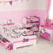 deco chambre ado hello kitty