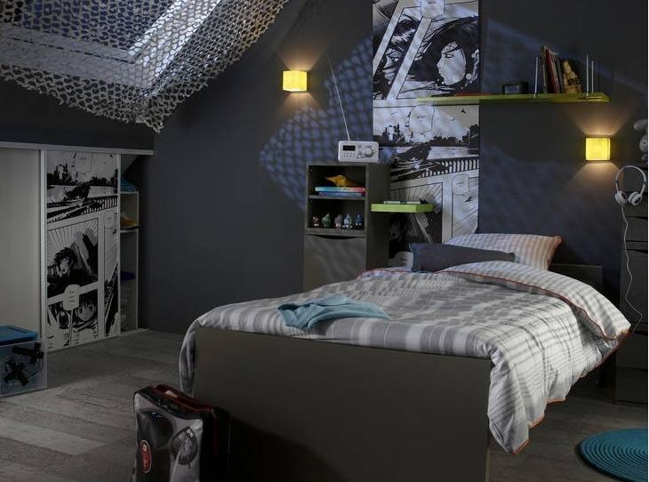 chambre etats unis deco - decoration usa pour chambre cheap deco americaine inspiration with decoration usa pour chambre