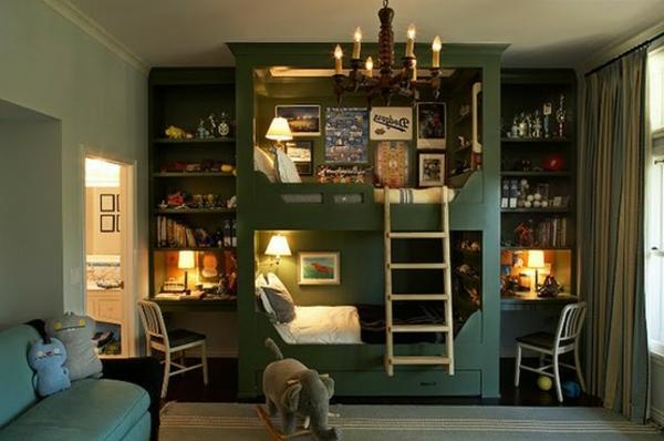 Chambre Style Vintage Ado