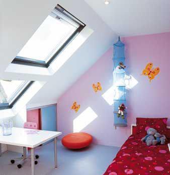 Decoration chambre comble avec mur inclin amazing art du - Decoration chambre comble avec mur incline ...