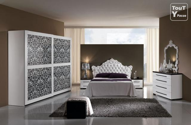 Chambre A Coucher Italienne. Chambre A Coucher Moderne Style ...