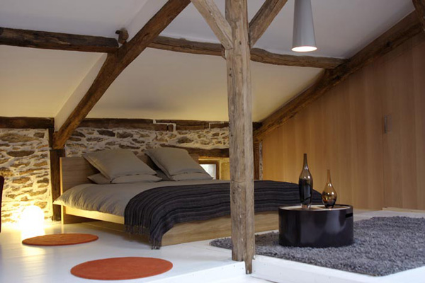 Best Idee Deco Chambre Ado Mansardee Pictures - Awesome Interior ...