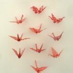 deco chambre origami