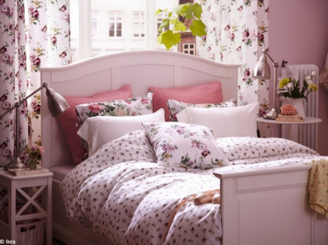 Chambre Fille Romantique. Awesome Chambre Fille Coiffeuse Se ...
