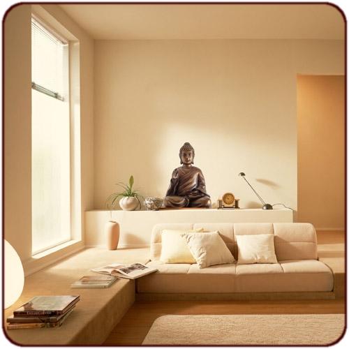 deco chambre zen bouddha visuel 8. Black Bedroom Furniture Sets. Home Design Ideas