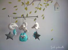 decoration chambre bebe fait maison visuel 7. Black Bedroom Furniture Sets. Home Design Ideas