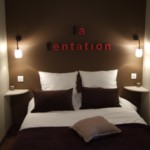 decoration chambre chocolat