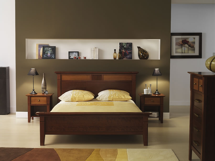 decoration chambre chocolat visuel 9. Black Bedroom Furniture Sets. Home Design Ideas