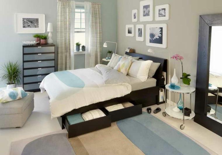 decoration chambre couleur pastel - visuel #4