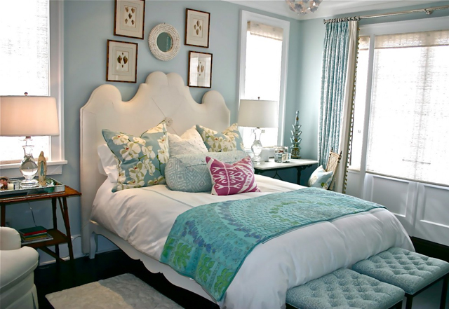 Stunning Decoration Chambre Couleur Pastel Contemporary ...