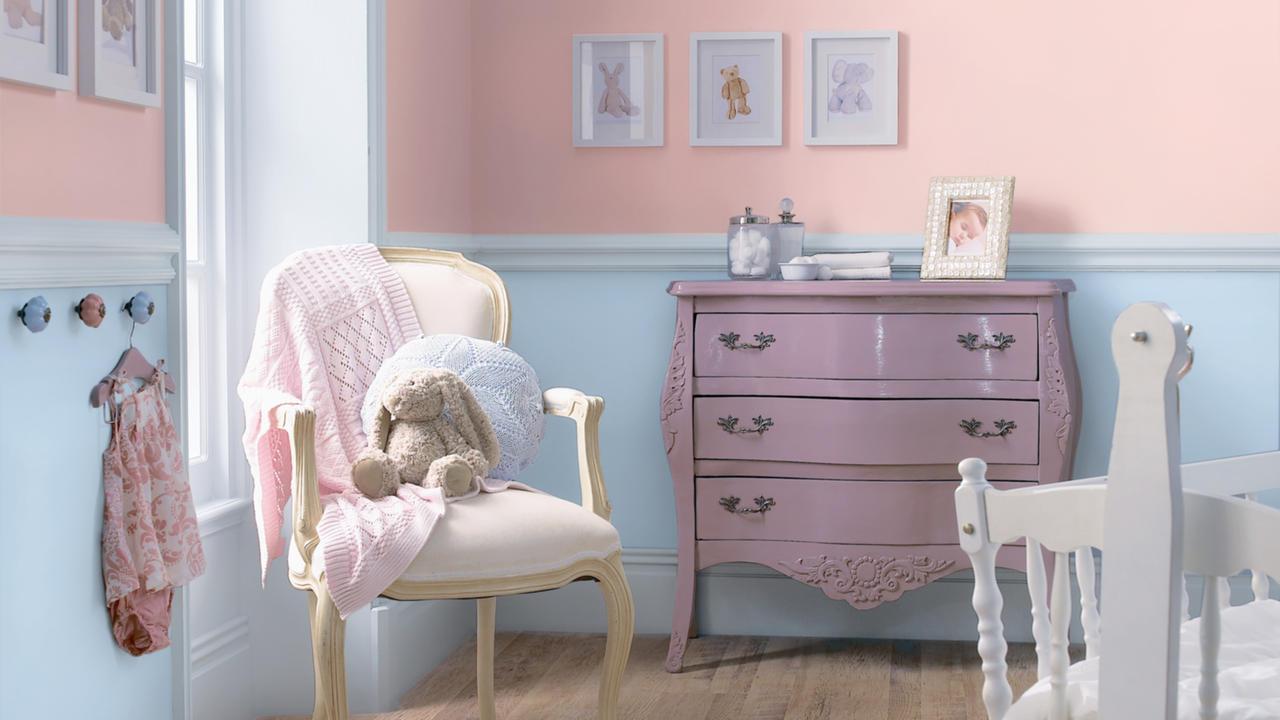 decoration chambre couleur pastel
