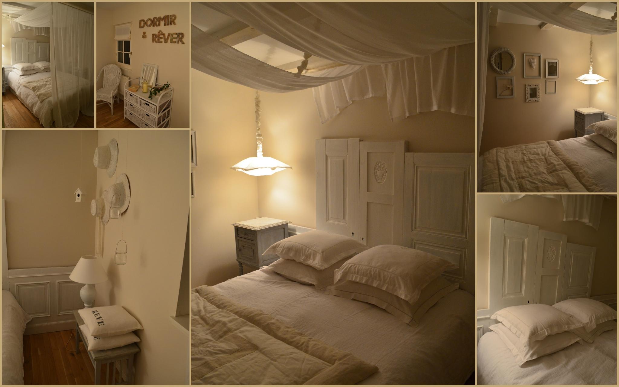 Deco chambre hote for Decoration chambre 12 m2