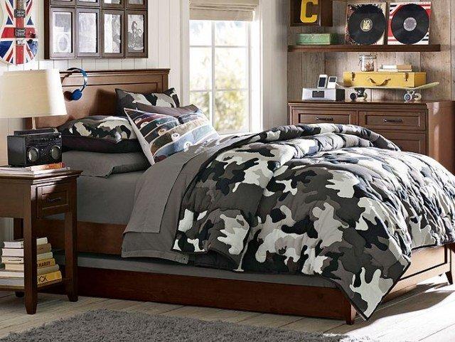 Decoration Chambre Garcon Militaire