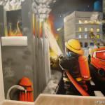 decoration chambre garcon pompier