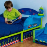 decoration chambre garcon toy story