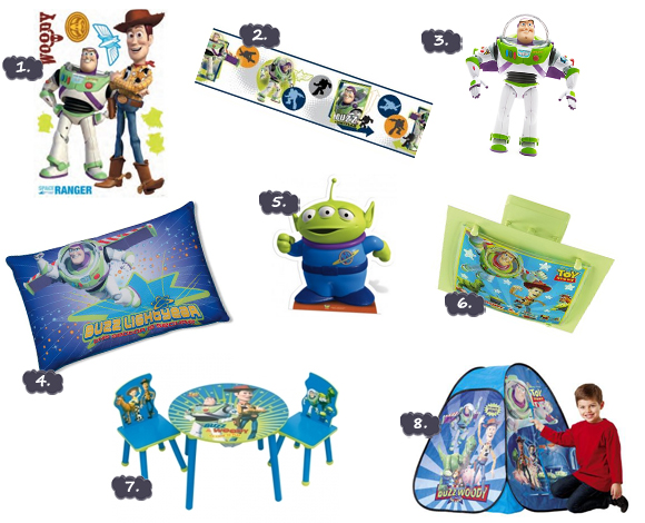 Chambre Toy Story D Co Toy Story Disney Pixar Sur Of Chambre Toy ...