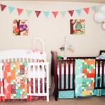 decoration chambre jumeaux