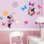 decoration chambre minnie