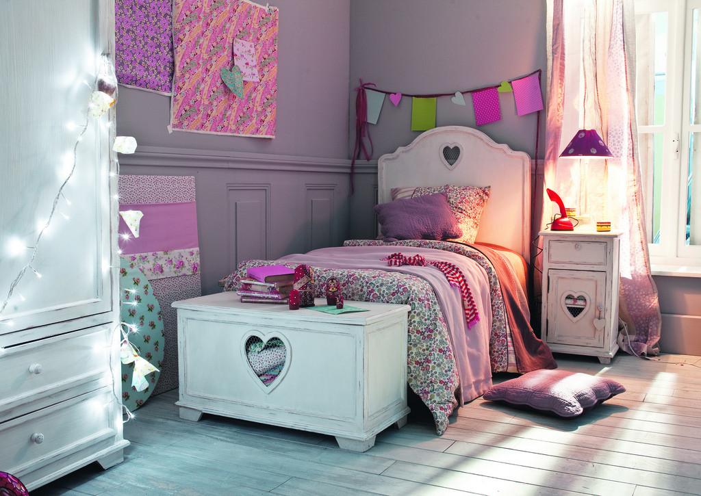 decoration chambre petite fille 3 ans - visuel #1