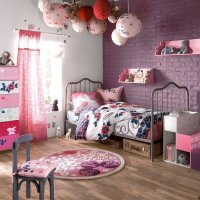 decoration chambre petite fille 3 ans visuel 6. Black Bedroom Furniture Sets. Home Design Ideas