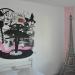 decoration chambre sur paris