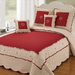 decoration couvre lit
