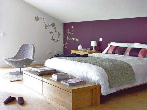 decoration d une chambre mansardee - visuel #2