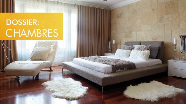 decoration de chambre a coucher design - visuel #8