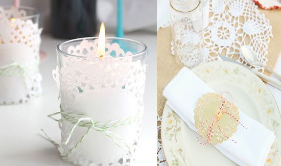 Decoration table communion faire soi meme visuel 6 - Idee centre de table mariage a faire soi meme ...