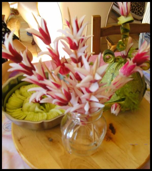 faire decoration avec legumes - visuel #8