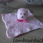 faire doudou en tricot