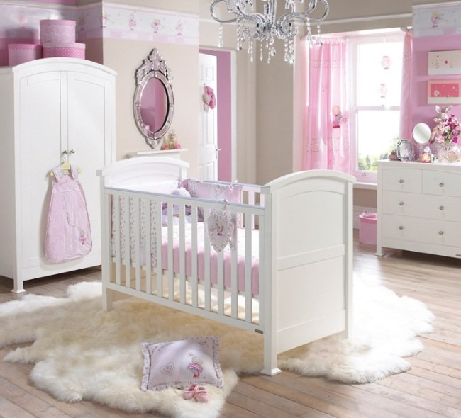 Beautiful Couleur Chambre Bebe Fille Gallery