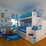 idee decoration chambre garcon 4 ans