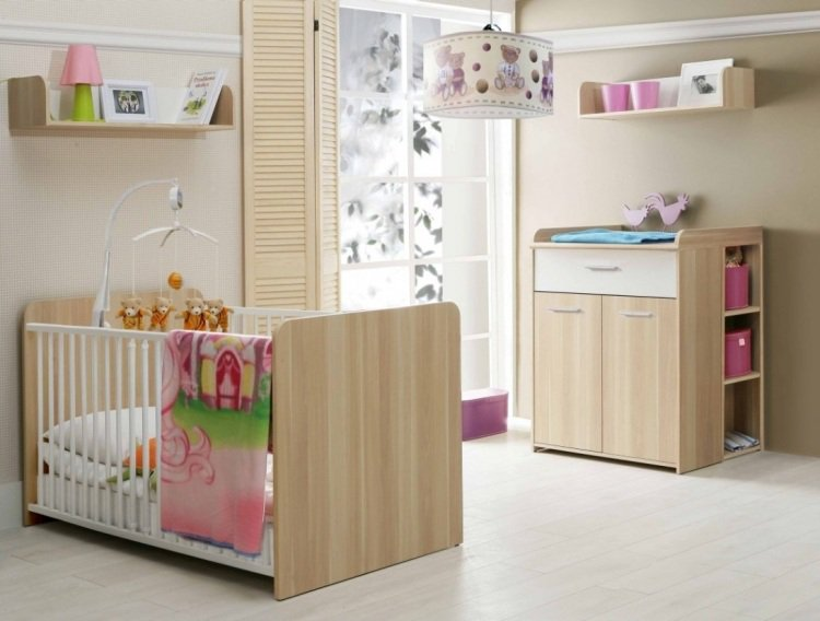 idee rangement chambre bebe visuel 6. Black Bedroom Furniture Sets. Home Design Ideas