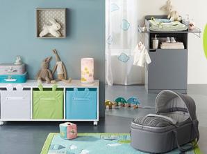 idee rangement chambre bebe - visuel #8