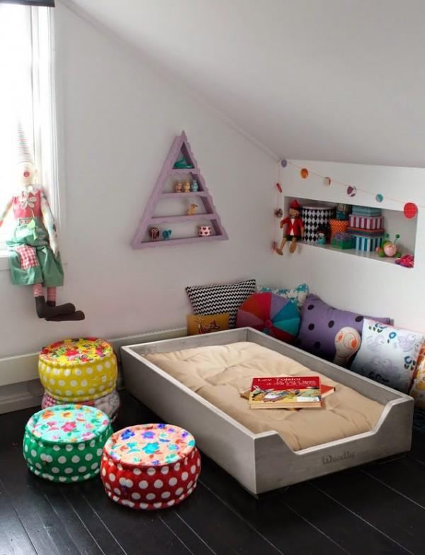 lit bebe sans barreau montessori visuel 4. Black Bedroom Furniture Sets. Home Design Ideas