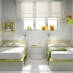 lit pour jumeaux ros