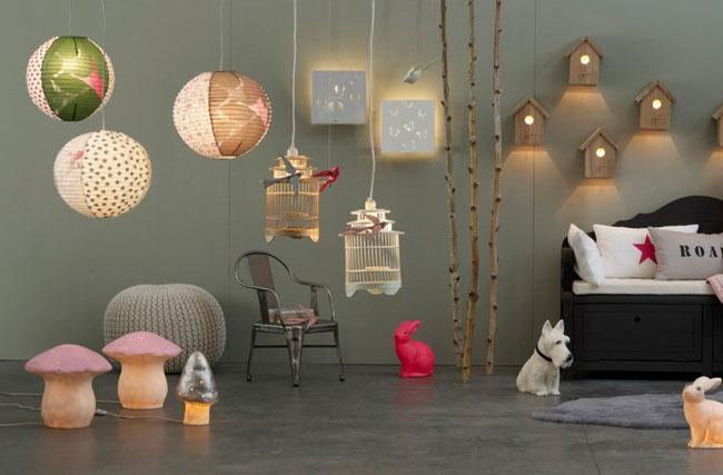 Elegant Luminaire Bebe Design U2013 Visuel #3. «