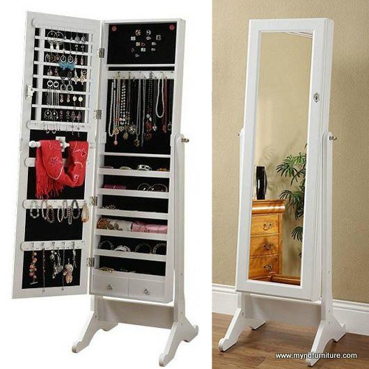 boite a bijoux miroir. Black Bedroom Furniture Sets. Home Design Ideas