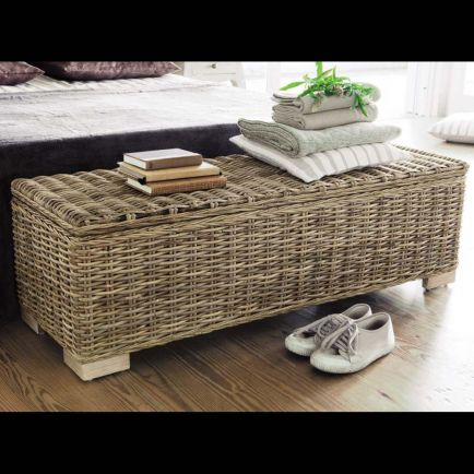 bout de lit osier visuel 5. Black Bedroom Furniture Sets. Home Design Ideas