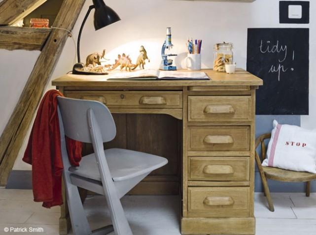 bureau pour chambre bebe - visuel #7