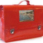 cartable miniseri rouge