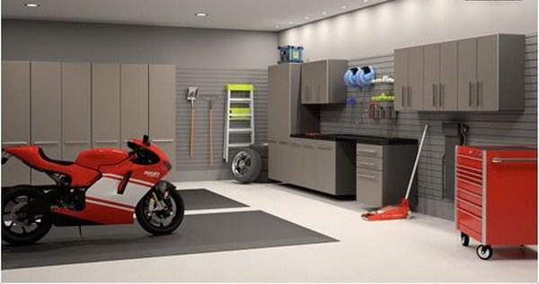 Chambre Deco Garage : Chambre deco garage visuel