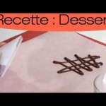 comment faire decoration en chocolat