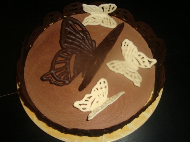 Comment faire decoration en chocolat for Decoration en chocolat