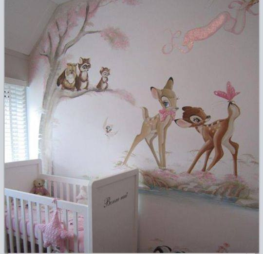 deco chambre disney maison design. Black Bedroom Furniture Sets. Home Design Ideas