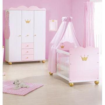 deco chambre bebe princesse - visuel #6