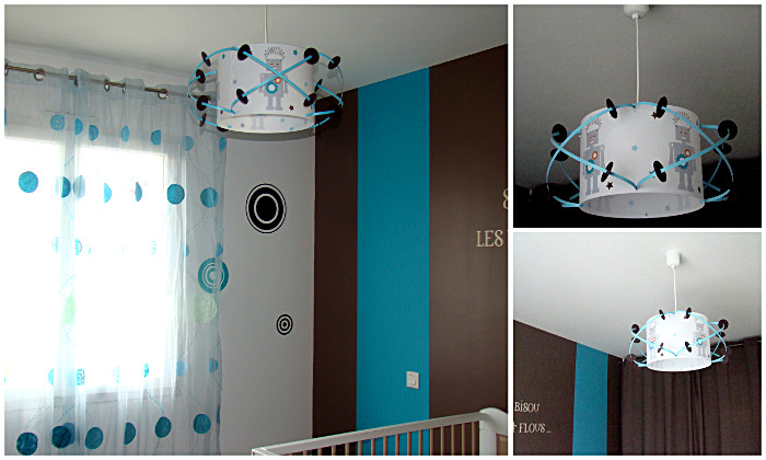 Awesome Decoration Turquoise Chambre Bebe Contemporary - Matkin ...