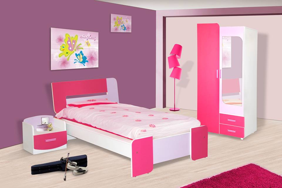 Simple chambre de fille de 9 ans with chambre de fille de for Chambre fille 9 ans