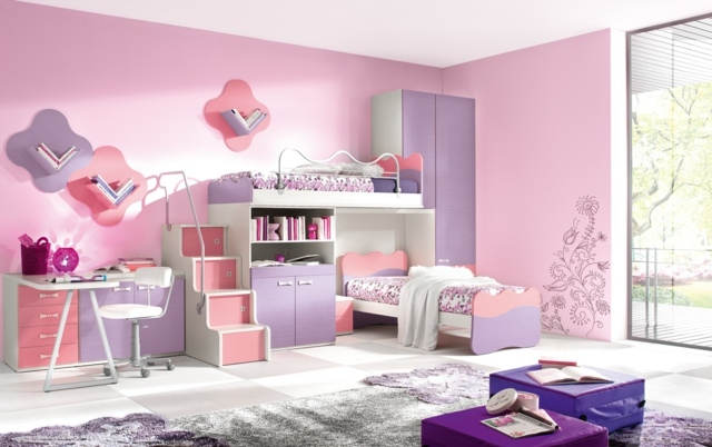 Awesome Chambre Double Fille Pictures - Yourmentor.info ...